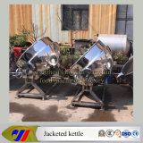 100L Tilting Jacketed Cooking Kettle Steam Cooker