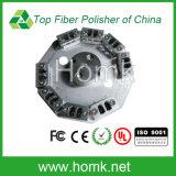 Джиг оптического волокна джига волокна полируя полируя (дуплекс LC)