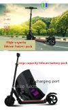 Scooter électrique pliable Escooter. de moulage privé de mobilité