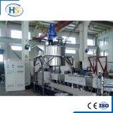 Ligne double boudineuse à vis de pelletisation de brin de refroidissement par eau de /Tse-95