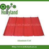Bobine en aluminium ordinaire de Coated& (alc1110)