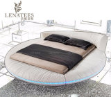 Новая конструкция кровати A601 с светом СИД