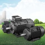 Motor síncrono industrial de la CA Pmsm de Yunsheng de 0.75kw a 132kw