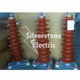 0.22kv a 220kV Polímero ocupa Metal Oxide El descargador de sobretensión (Serie YH)