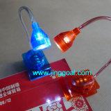 Indicatore luminoso della clip del LED