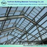 Hogar prefabricado ligero del marco de acero de China