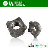 Нержавеющая гайка тонких /Carbon стальная/заварки квадратная