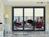 Moderne haltbare Aluminiummittelgelenk-Tür/mittlere gehangene Gelenk-Tür