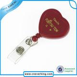 Bobine en plastique d'insigne de logo d'Expoy de yo-yo de qualité