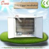 Incubateur Ew-2112 de machine d'établissement d'incubation d'oeufs de poulet d'approvisionnement d'usine de Hhd
