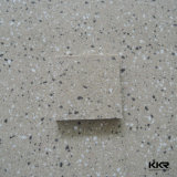 Superfície contínua acrílica de pedra artificial do material de construção para a venda