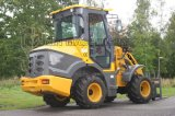 Tier 4 Engine를 가진 작은 Wheel Loader (HQ910J)