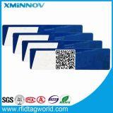 Programme blanc 45*25 millimètre de codage d'impression de tag RFID