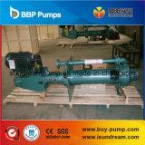 Pompa di pozzetto sommersa verticale dei residui di Spr