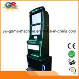 二重スクリーンのアーケードのキャビネットのカジノのスロットマシンのキャビネット