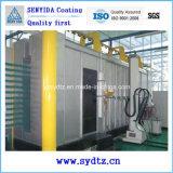 Máquina automática caliente del aerosol de la máquina de capa del polvo