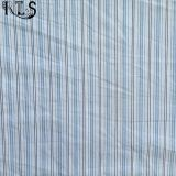 Пряжа 100% поплина хлопка сплетенная покрасила ткань для Shirting/платья Rls50-3po