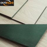 Anti-Riscar altamente telhas/pranchas luxuosas do vinil do PVC para o uso interno