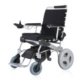 調節可能なあと振れ止めが付いているハイエンド1第2折りたたみの電動車椅子