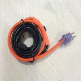 Wasser-Rohr-Heizkabel mit Leistungsmesser-Licht
