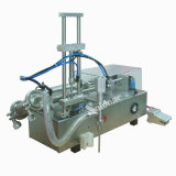 Máquina de llenado semiautomática del pistón para espumar el producto