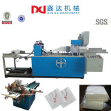 Paper Processing Automatic Machine Embossed Napkin Tissue Folding Equipment