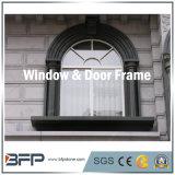 建物のドアおよび窓枠の台座のボードのための自然な大理石の建築材