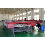 큰 체재 인쇄 기계 Dx5 백색 평상형 트레일러 UV 인쇄 기계 Mt Ts2513