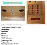 Sauna portable del sitio infrarrojo de la sauna para 2 personas (SEK-BP2)
