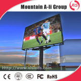 High Quality를 가진 P10 Outdoor Full Color HD LED Display Board