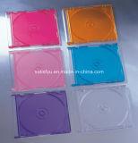 PS farbiger CD Schmucksache-Kasten