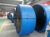 Banda transportadora de goma resistente química (NN 300)