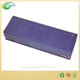 Caixa de empacotamento da extensão do cabelo, caixa de papel do presente para o gancho de cabelo (CKT-CB-752)