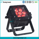 7*10W 4in1 RGBW IP65 LED Waterproof LED PAR Light Discotheque Equipment