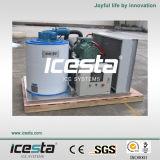 Ce van Icesta keurde Commerciële het Maken van het Ijs van de Vlok Machine goed