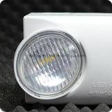 Bianco caldo della PANNOCCHIA del LED 2*3W/indicatore luminoso Emergency chiaro Twinspot di giorno