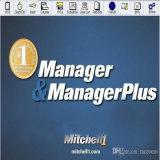 Encargado pesado Plus+Mitchell Ultramate 7 del &Moto Truck+Mitchell de Mitchell del software