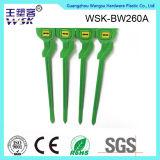 China-Lieferanten-Wegwerfdichtungs-Streifen-Typ Sicherheits-Plastikdichtung