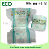 O melhor tecido descartável confortável altamente absorvente do bebê da qualidade