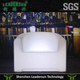 Mobílias ao ar livre internas leves Home do sofá do diodo emissor de luz do hotel (LDX-S12)