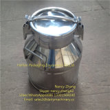 Die 20 Liter-Milch-Speicher-Edelstahl-Milch-Speicher kann