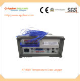 Registador de dados da temperatura para as incubadoras (AT4610)