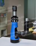 Microscopio metallurgico tenuto in mano portatile illuminato LED FM-BJ-x