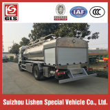 De Tankwagen Fuel 15000L 210HP Power Oil Transportation Fuel Bowser van Sinotruk HOWO