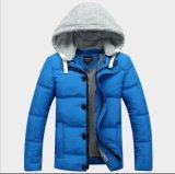 Großhandelsform-Männer Hoody Winter-Umhüllung