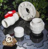 DIN / Sch40 / SCH80 PVC tuyaux et raccords pour l'approvisionnement en eau