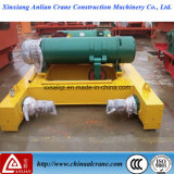 Double Girder Electric Wire Rope Hoist с Running Trolley
