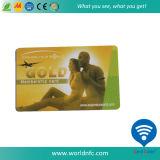 Carte de membre de gymnastique en PVC promotionnelle Cr80 de haute qualité