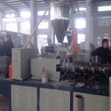 Salvamento - linha plástica da extrusão da câmara de ar do PVC da energia UPVC CPVC