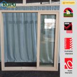 Porta de vidro de deslizamento principal indiana, porta da cozinha UPVC
